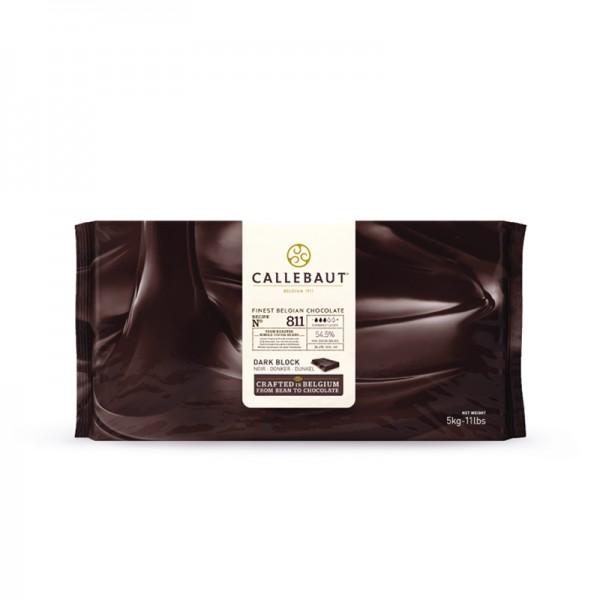 Kuvertüre N° 811 dunkel, Barry Callebaut