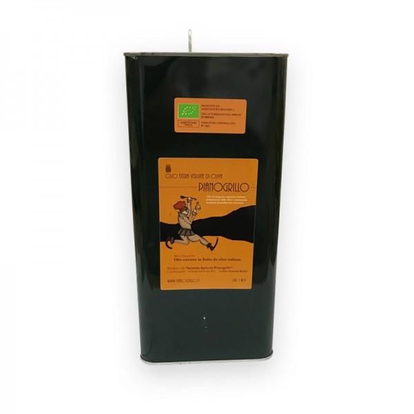 Bio Olivenöl Particella 34
