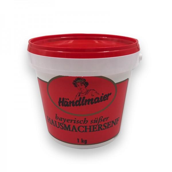 Süßer Senf Eimer 1 kg von Händlmaier