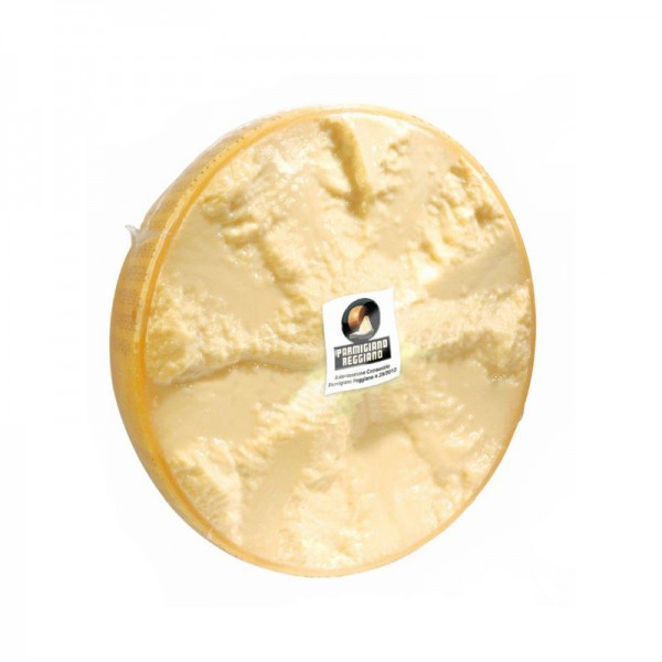 Parmesan Reggiano halbiert 24Mo 42% F.i.Tr ca.18kgStk IT