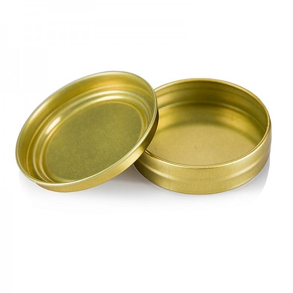 "Kaviardose ""gold"", 5,5cm"