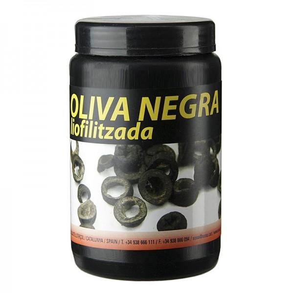 Schwarze Oliven, gefriergetrocknet von Sosa