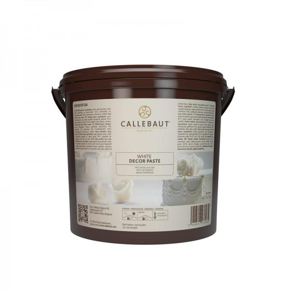 Dekorpaste, weiß, Barry Callebaut