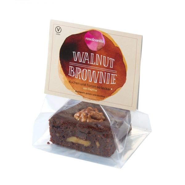 TK BIO Walnuss-Brownie, glutenfrei
