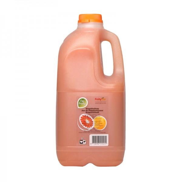Rosa Grapefruitsaft
