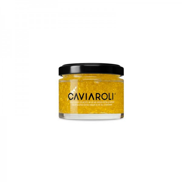 Caviaroli Olivenöl mit Rosmarin