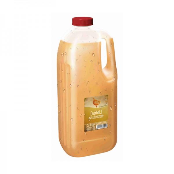 Apfelsaft, naturtrüb, 100 % direkt gepresst