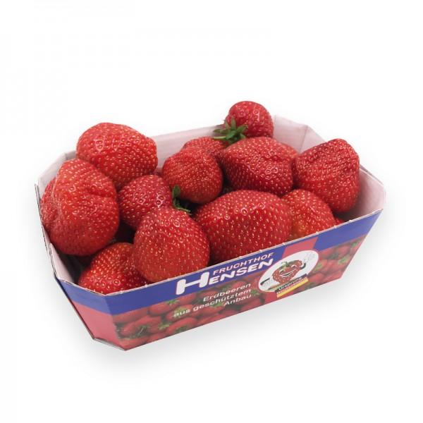 Erdbeeren, Deutschland